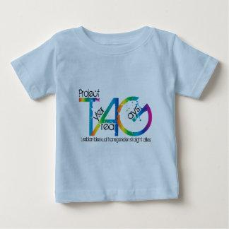 UMBAU Regenbogen Baby T-shirt