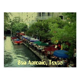 umbrellas_1, San Antonio, Texas Postkarte