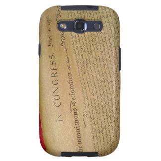 Unabhängigkeit Samsung Galaxy S3 Schutzhüllen