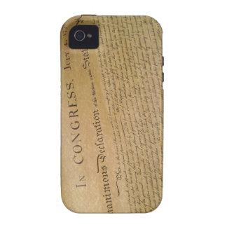Unabhängigkeit Vibe iPhone 4 Hülle