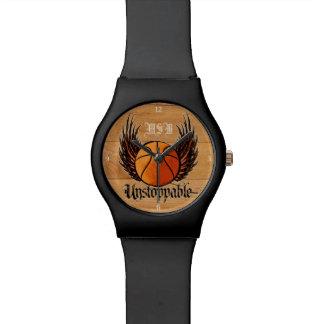 Unaufhaltsam (Basketball) Uhr