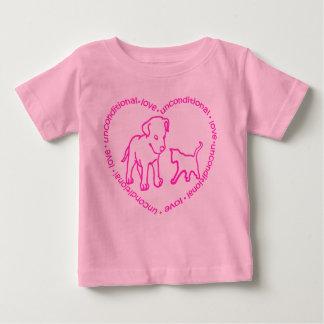 Unbedingte Liebe Baby T-shirt