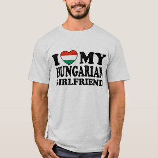 Ungarische Freundin T-Shirt