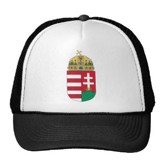 Ungarn-Emblem Trucker Kappe