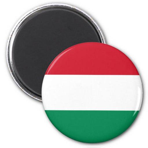 Ungarn-Flaggen-Magnet Kühlschrankmagnete