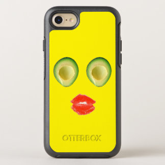 Unglaublich witzig AvocadoVisage Seldas Fave OtterBox Symmetry iPhone 7 Hülle