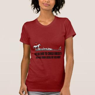 Unglaublich witzig fettes Kind T-Shirt