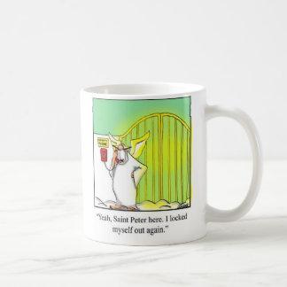 Unglaublich witzig St- Peterkaffee-Tasse! Tasse