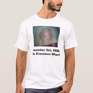Unheimliches Wasserzeichen von Hippie T-Shirt