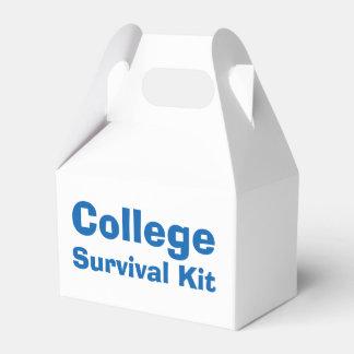 """""""Uni-"""" Überlebensausrüstungs-Kasten Geschenkschachtel"""