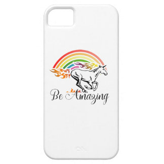 Unicorn ist fantastisch iPhone 5 cover