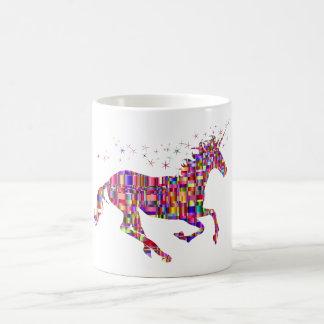 Unicorn-magische Tasse für Kinder