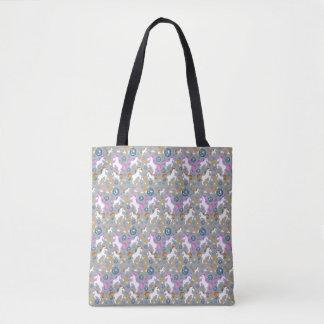 Unicorn-Tanz-Party-Taschen-Tasche