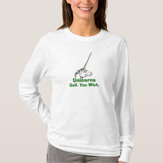 UnicornDrawing, Einhörner, Goll. Sie wünschen T-Shirt