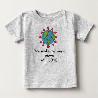 Unisex Baby T-shirt