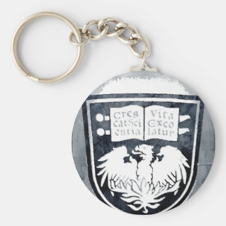 Universität von Chicago-Siegel Keychain Schlüsselanhänger