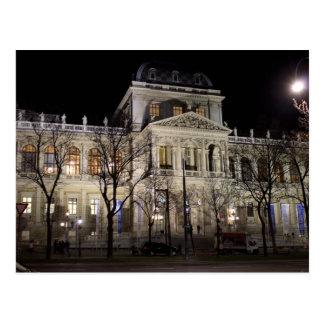 Universität von Wien Österreich Postkarten
