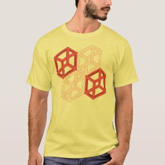 Unmögliche Cuboids T-Shirt