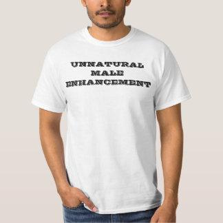 UNNATÜRLICHE MÄNNLICHE VERBESSERUNG T-Shirt