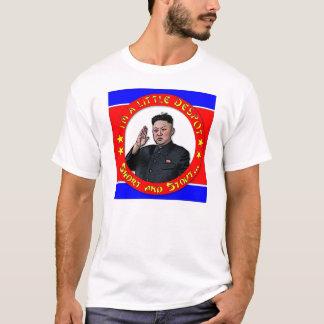 UNO Kim-Jong - ich bin ein kleiner Despot, kurz T-Shirt