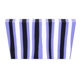 Unregelmäßige Linien abstrakt Leinwanddruck