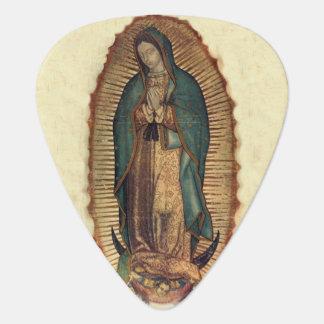 Unsere Dame von Guadalupe, ursprüngliches Tilpa Plektron