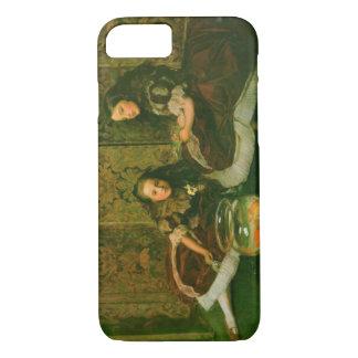 Untätige Schwestern 1864 iPhone 8/7 Hülle