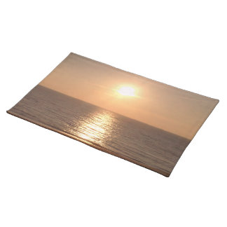 Untergehende Sonne Tischset