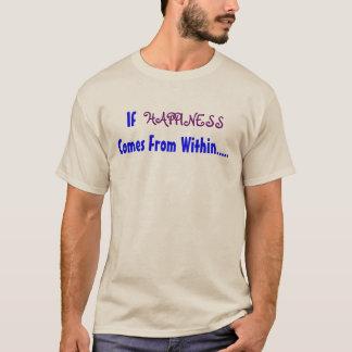 Unterhalten Sie sich T-Shirt