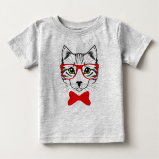 Unterhemd fine Jersey für trinkt Katze von