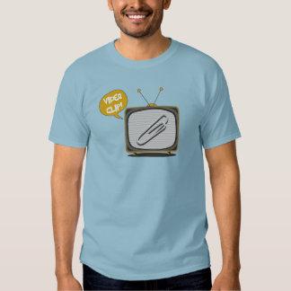Unterhemd Video Büroklammer!