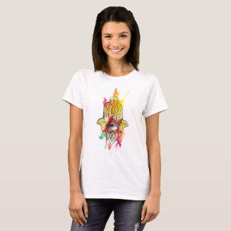 Unterhemd Weiblicher Geek 035