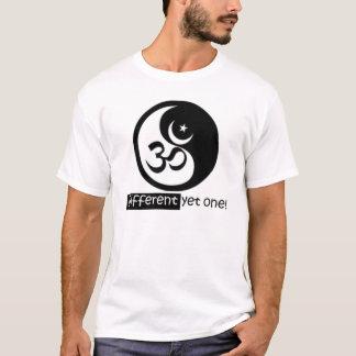 Unterschiedlich, dennoch eins T-Shirt