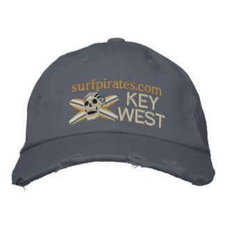 Unterschrift gestickter Hut Baseballcap