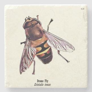 Untersetzer - Hoverfly Reihe #2 Eristalis Tenax