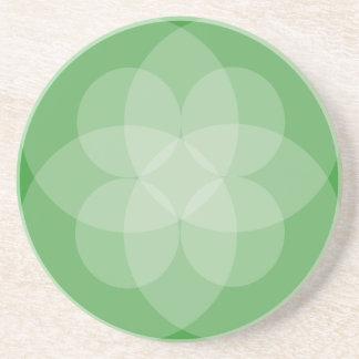 Untersetzer - schneidene Kreise