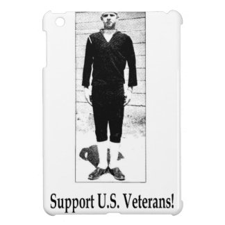 Unterstützungs-US-Veterane iPad Mini Hüllen