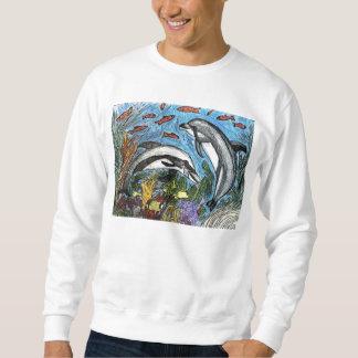 Unterwasser Sweatshirt