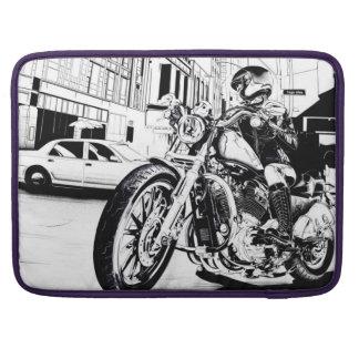 Urban Rider Sleeve Für MacBook Pro