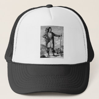 Ureinwohner-Leiter Truckerkappe
