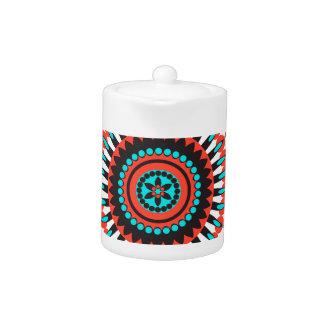 Ureinwohner-Mandala