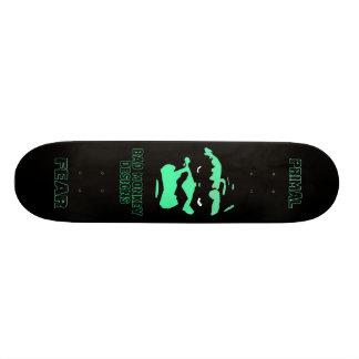 Ursprüngliche Furcht 19,1 Cm Old School Skateboard Deck