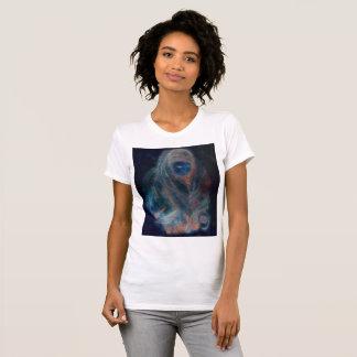 Ursprüngliche Wasserfarbe der gebürtigen T-Shirt