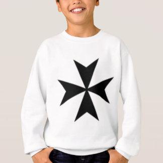 Ursprüngliches Malteserkreuz Sweatshirt