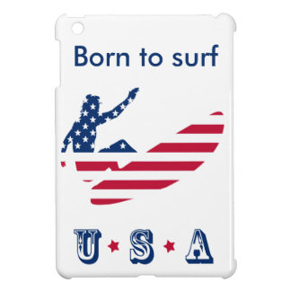 USA, die amerikanischen Surfer surfen iPad Mini Hülle