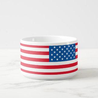 USA-Flaggen-US Flagge Kleine Suppentasse
