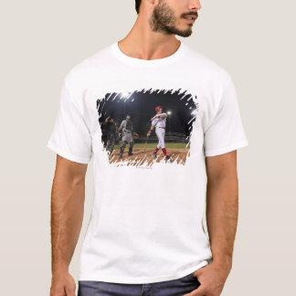 USA, Kalifornien, San Bernardino, Baseball T-Shirt