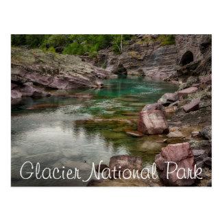USA, Montana, Glacier Nationalpark 2 Postkarte