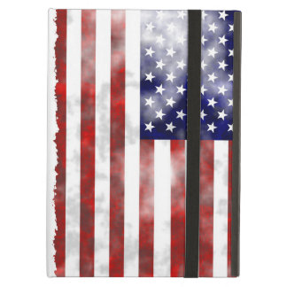 USA verblaßten Flagge