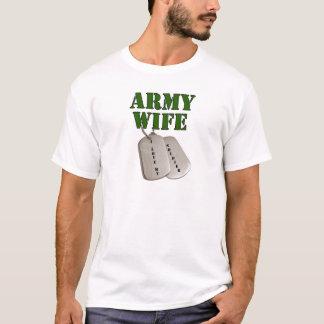 USAarmee Ehefrau - Umbauten T-Shirt